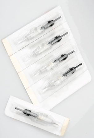 Precision Plus Needles