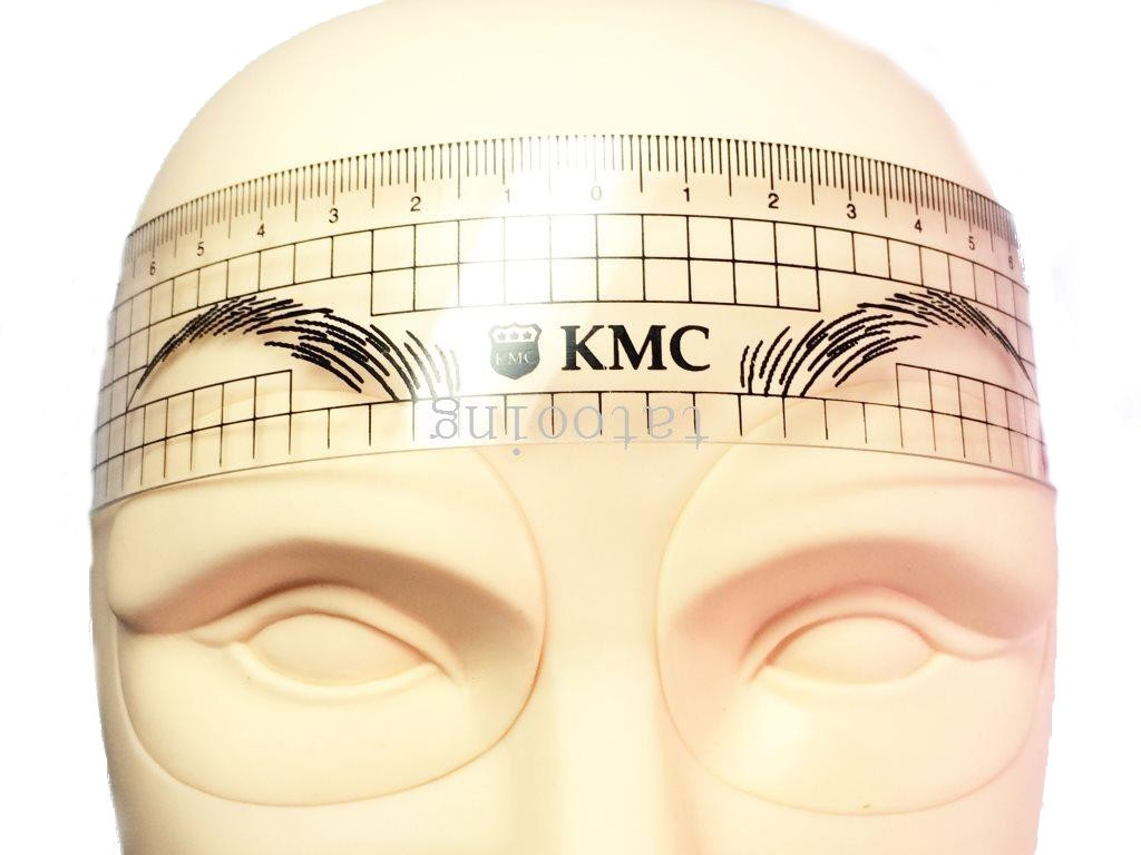 Brow Measuring Ruler
