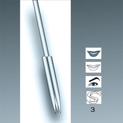 3 Liner Needles